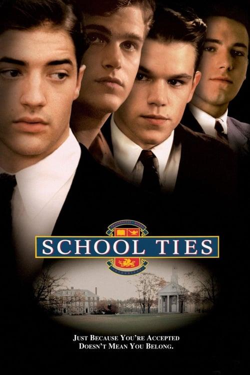 ดูหนังออนไลน์ฟรี School Ties (1992) ก้าวต่อไป พิสูจน์ใจนักสู้