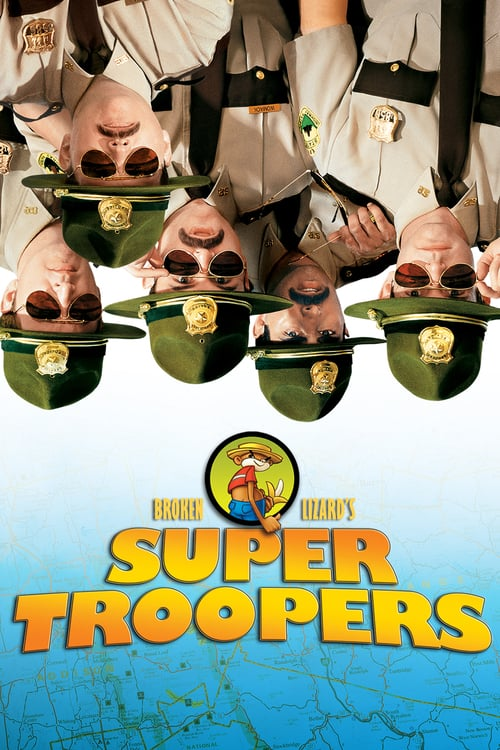 ดูหนังออนไลน์ฟรี Super Troopers (2001) ตำรวจเจ๋ง สน.เต็งหนึ่ง