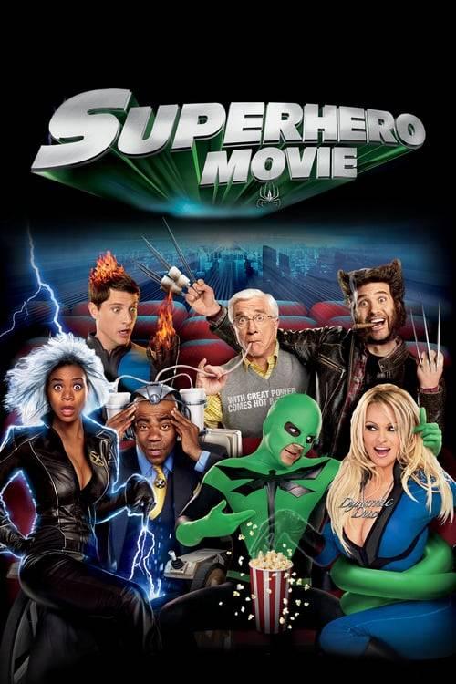 ดูหนังออนไลน์ฟรี Superhero Movie (2008) ไอ้แมงปอแมน ฮีโร่ซุปเปอร์รั่ว