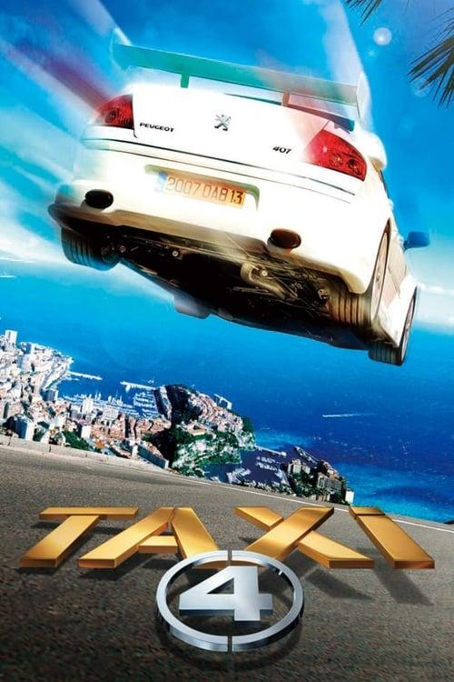 ดูหนังออนไลน์ฟรี Taxi 4 (2007) แท็กซี่ 4 ซิ่งระเบิด บ้าระห่ำ