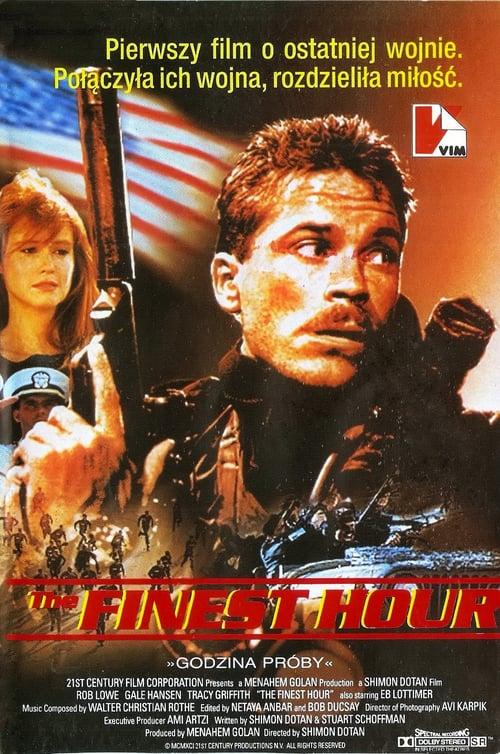 ดูหนังออนไลน์ฟรี The Finest Hour (1992) เดอะ ไฟเนสท์ อาวร์