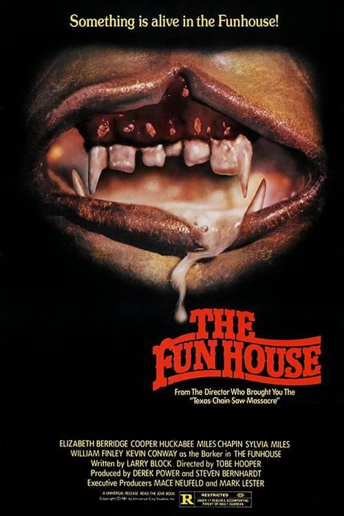 ดูหนังออนไลน์ฟรี The Funhouse (1981) สวนสนุกสยอง (ซับไทย)