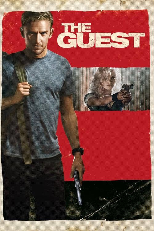ดูหนังออนไลน์ฟรี The Guest (2014) ขาโหดมาเคาะถึงบ้าน
