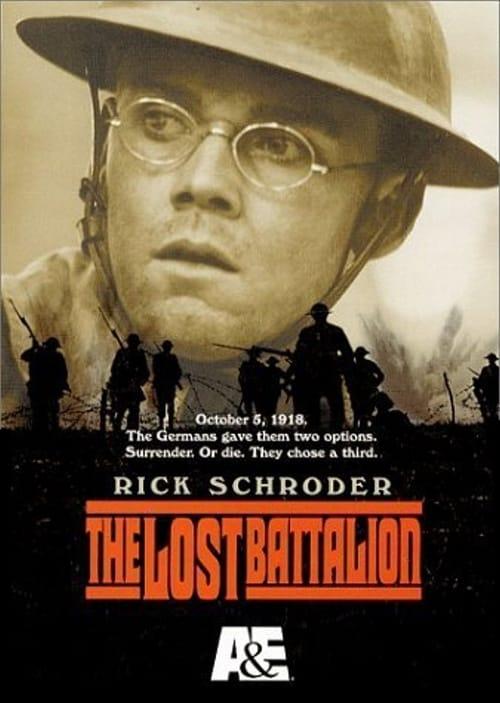 ดูหนังออนไลน์ฟรี The Lost Battalion (2001)