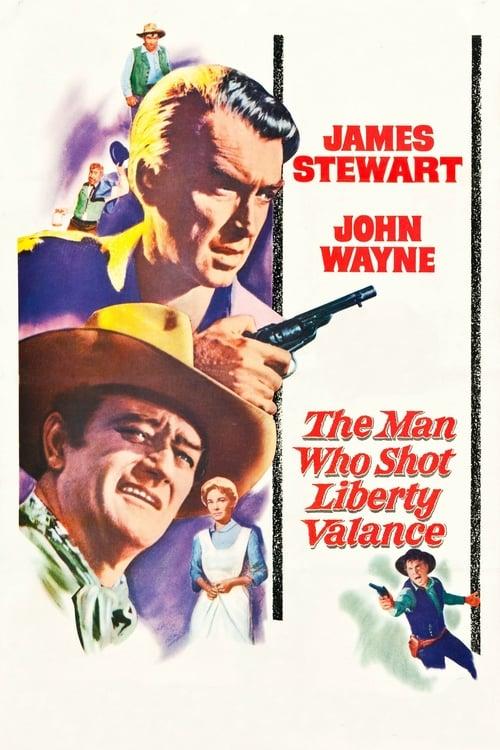 ดูหนังออนไลน์ฟรี The Man Who Shot Liberty Valance (1962) ซับไทย