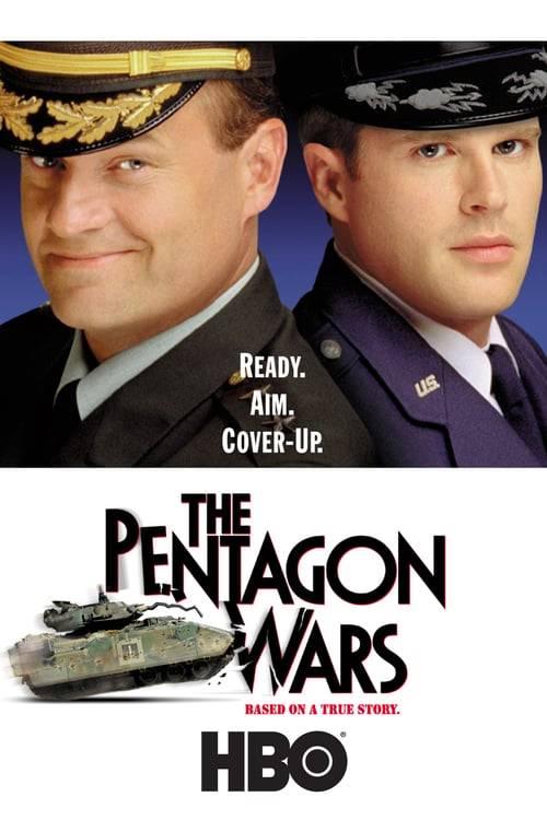 ดูหนังออนไลน์ฟรี The Pentagon Wars (1998) รถถังป่วน กวนกรมฮา (ซับไทย)