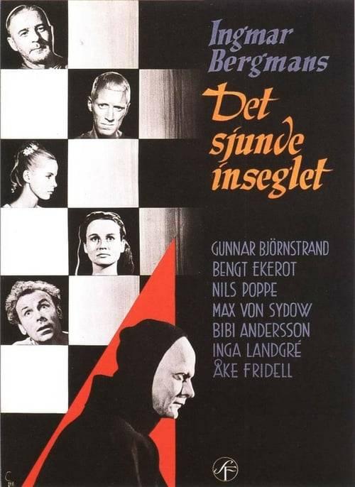 ดูหนังออนไลน์ฟรี The Seventh Seal (1957) พระเจ้า ยมทูต มนุษย์ (ซับไทย)