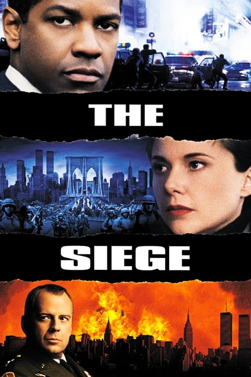 ดูหนังออนไลน์ฟรี The Siege (1998) ยุทธการวินาศกรรมข้ามแผ่นดิน