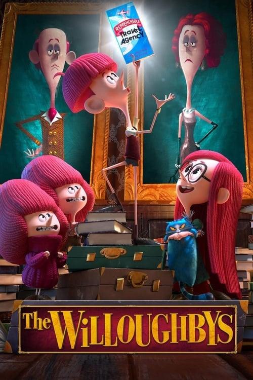 ดูหนังออนไลน์ฟรี The Willoughbys (2020) วิลโลบี้ สี่พี่น้องผจญภัย