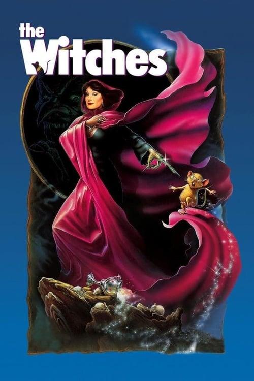 ดูหนังออนไลน์ฟรี The Witches (1990) อิทธิฤทธิ์ศึกแม่มด