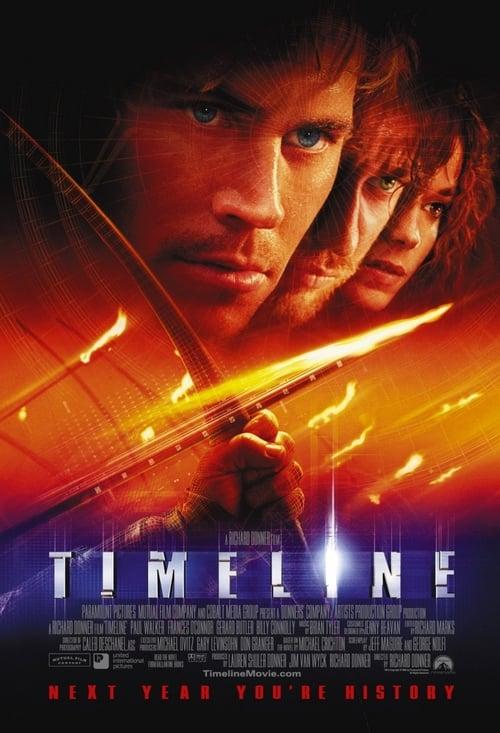 ดูหนังออนไลน์ฟรี Timeline (2003) ข้ามมิติเวลา ฝ่าวิกฤติอันตราย