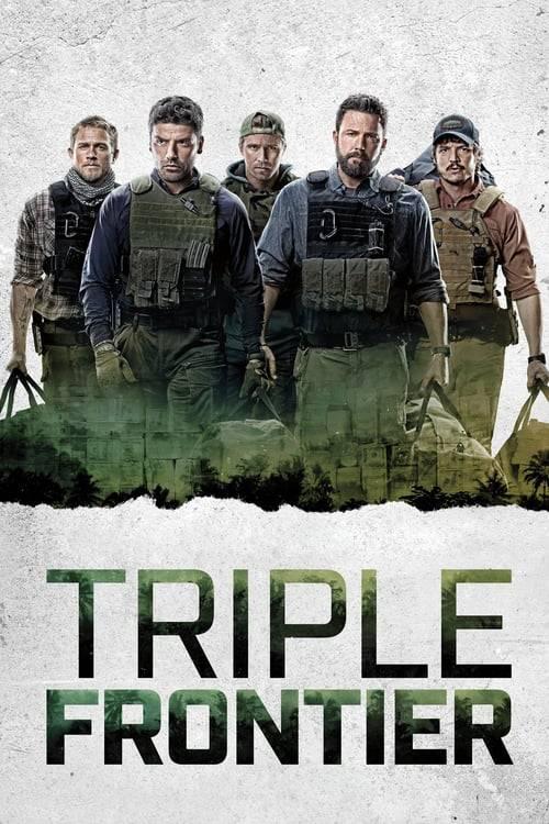 ดูหนังออนไลน์ฟรี Triple Frontier (2019) ปล้น ล่า ท้านรก