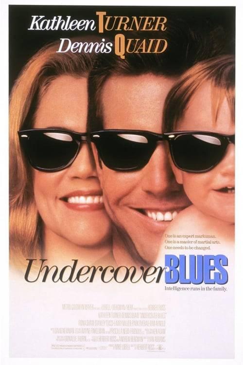 ดูหนังออนไลน์ฟรี Undercover Blues (1993) สายลับบลูส์