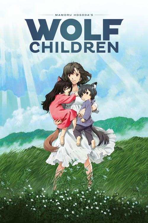 ดูหนังออนไลน์ฟรี Wolf Children (2012) คู่จี๊ดชีวิตอัศจรรย์