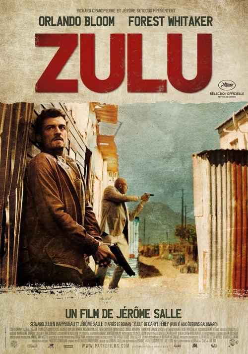 ดูหนังออนไลน์ฟรี Zulu (2013) คู่หูล้างบางนรก