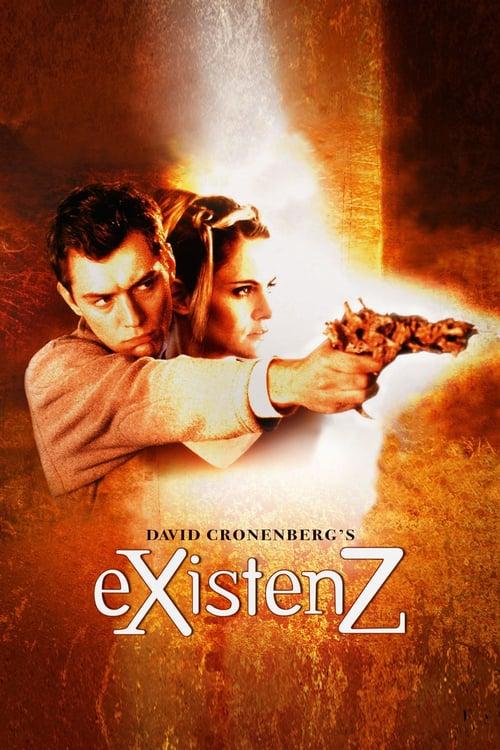 ดูหนังออนไลน์ฟรี eXistenZ (1999) เกมมิติทะลุนรก