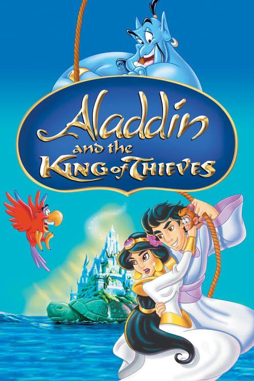 ดูหนังออนไลน์ฟรี Aladdin and the King of Thieves (1996) อะลาดินและราชันย์แห่งโจร