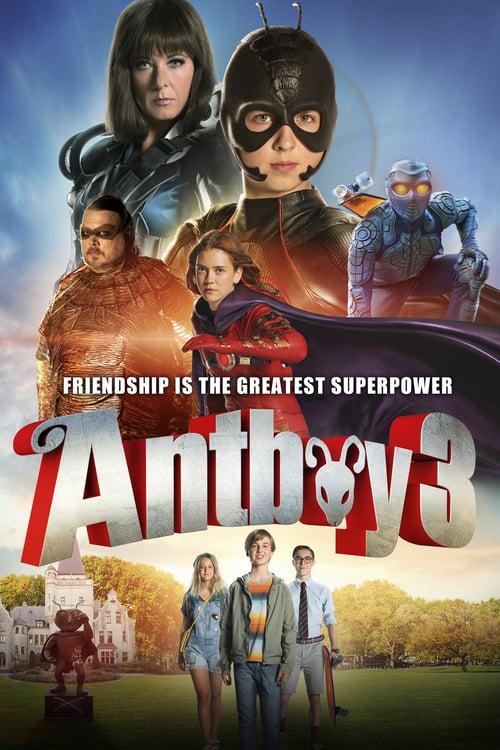 ดูหนังออนไลน์ฟรี Antboy 3 (2016)