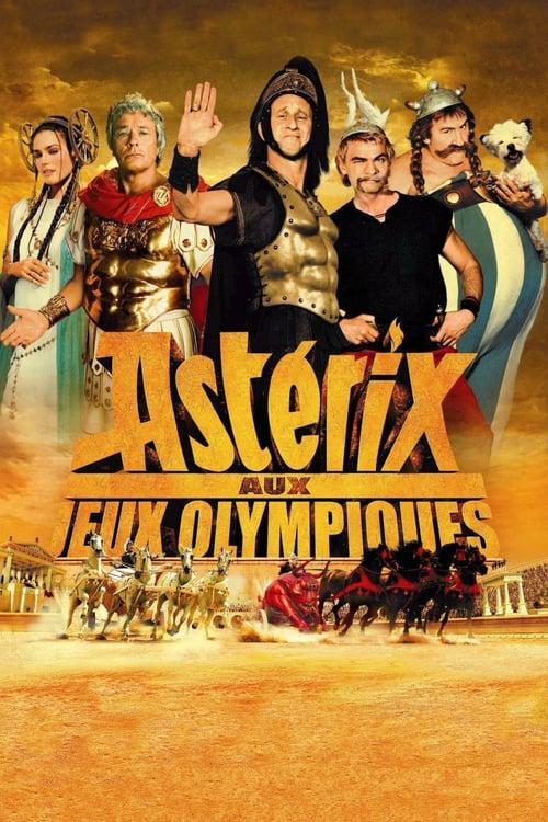 ดูหนังออนไลน์ฟรี Astérix aux Jeux Olympiques (2008) เปิดเกมส์โอลิมปิค สะท้านโลก