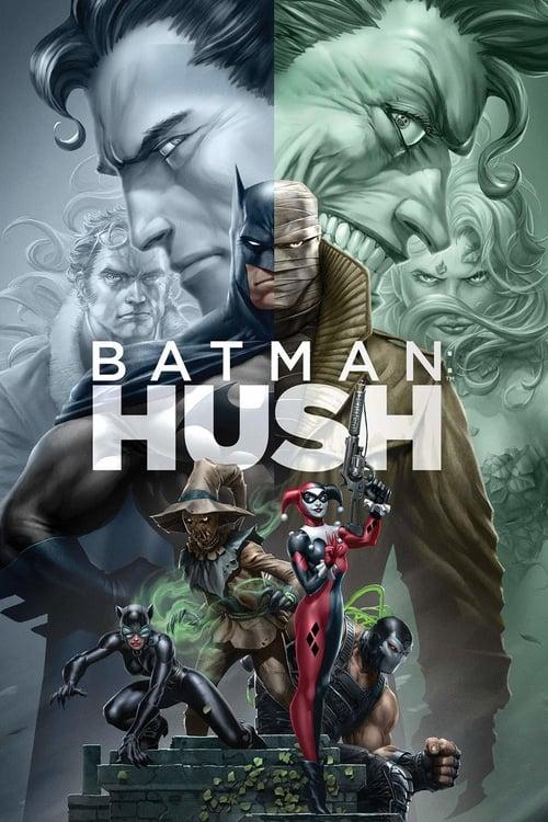 ดูหนังออนไลน์ Batman Hush (2019)