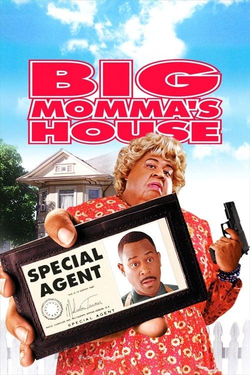 ดูหนังออนไลน์ฟรี Big Momma's House 1 (2000) เอฟบีไอพี่เลี้ยงต่อมหลุด
