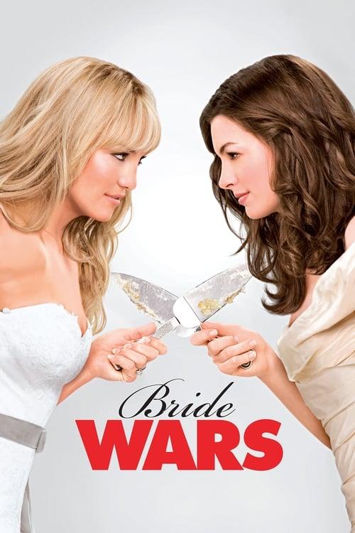 ดูหนังออนไลน์ฟรี Bride Wars (2009) สงครามเจ้าสาว หักเหลี่ยมวิวาห์อลวน