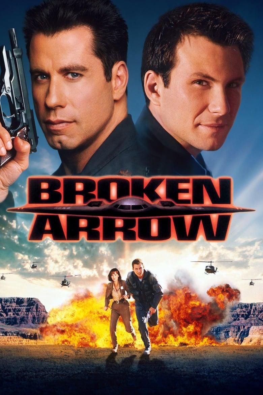 ดูหนังออนไลน์ฟรี Broken Arrow (1996) คู่มหากาฬ หั่นนรก