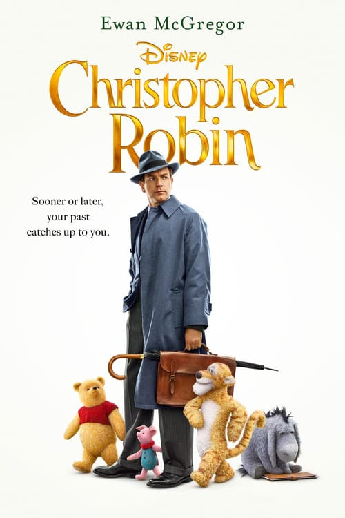 ดูหนังออนไลน์ฟรี Christopher Robin (2018) คริสโตเฟอร์ โรบิน