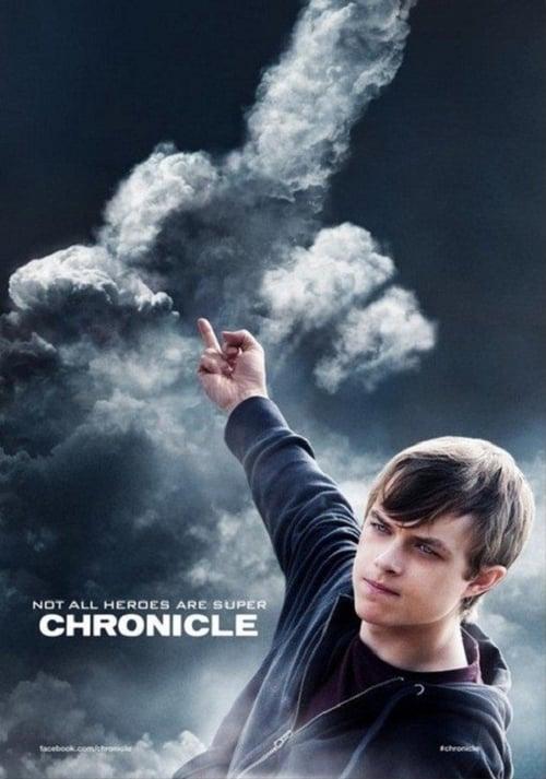 ดูหนังออนไลน์ฟรี Chronicle (2012) บันทึกลับเหนือโลก