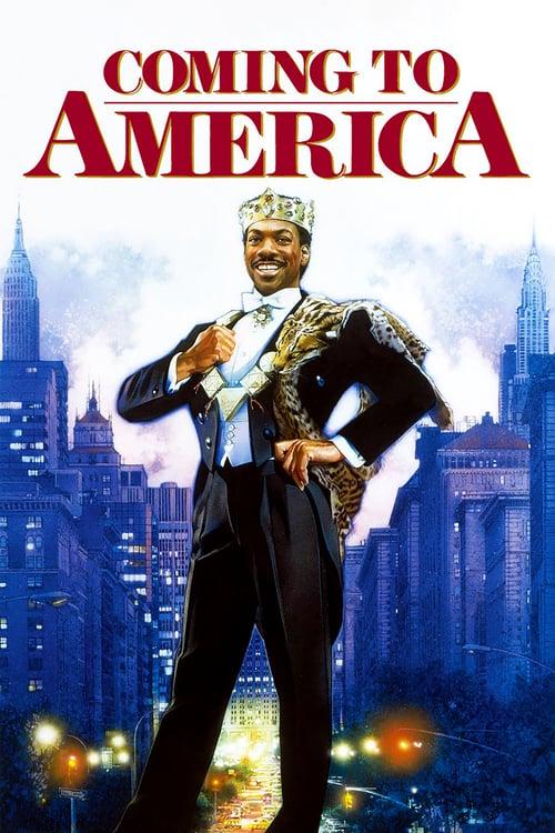 ดูหนังออนไลน์ฟรี Coming to America (1988) มาอเมริกาน่าจะดี
