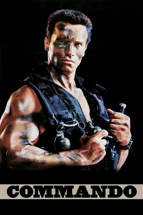 ดูหนังออนไลน์ฟรี Commando (1985) คอมมานโด