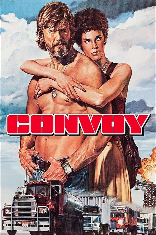 ดูหนังออนไลน์ฟรี Convoy (1978) คอนวอย สิงห์รถบรรทุก