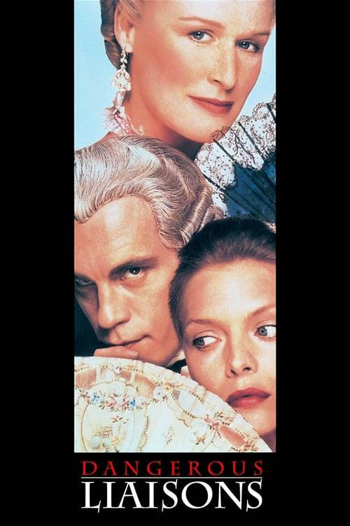 ดูหนังออนไลน์ฟรี Dangerous Liaisons (1988) รักแท้หรือแพ้ชู้