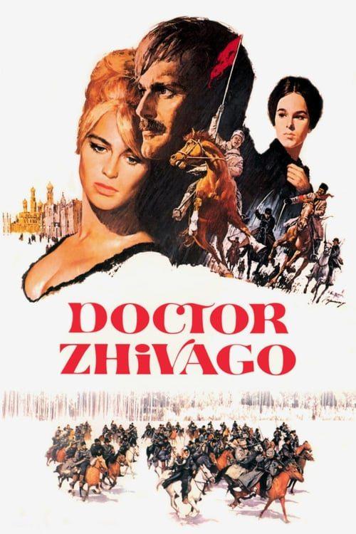 ดูหนังออนไลน์ฟรี Doctor Zhivago (1965)