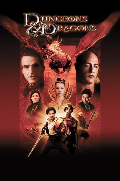 ดูหนังออนไลน์ฟรี Dungeons & Dragons (2000) ศึกพ่อมดฝูงมังกรบิน
