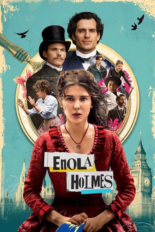ดูหนังออนไลน์ฟรี Enola Holmes (2020) เอโนลา โฮล์มส์