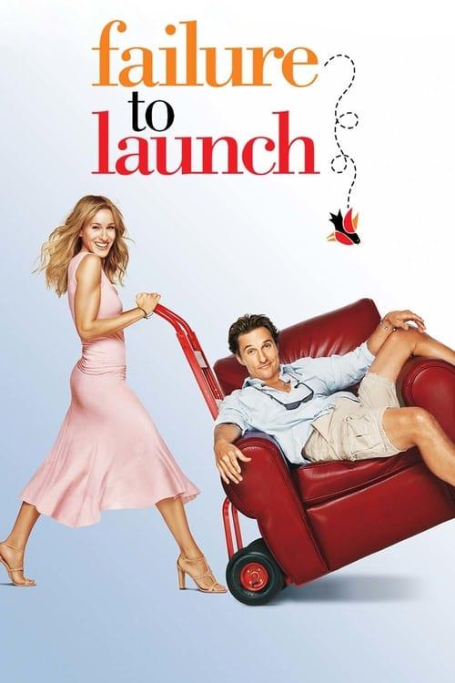 ดูหนังออนไลน์ฟรี Failure to Launch (2006) จัดฉากรัก…กำจัดลูกแหง่