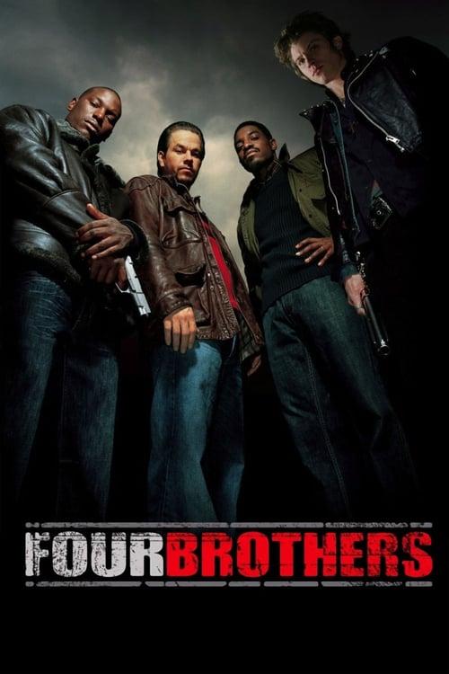 ดูหนังออนไลน์ฟรี Four Brothers 4 (2005) ระห่ำดับแค้น