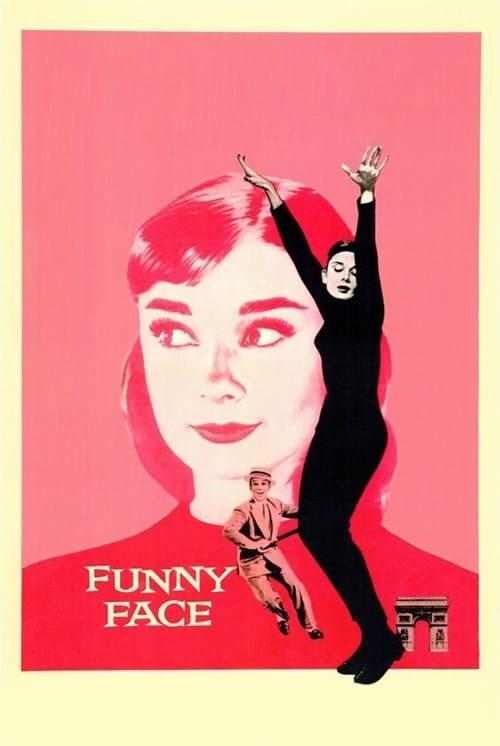 ดูหนังออนไลน์ฟรี Funny Face (1957)