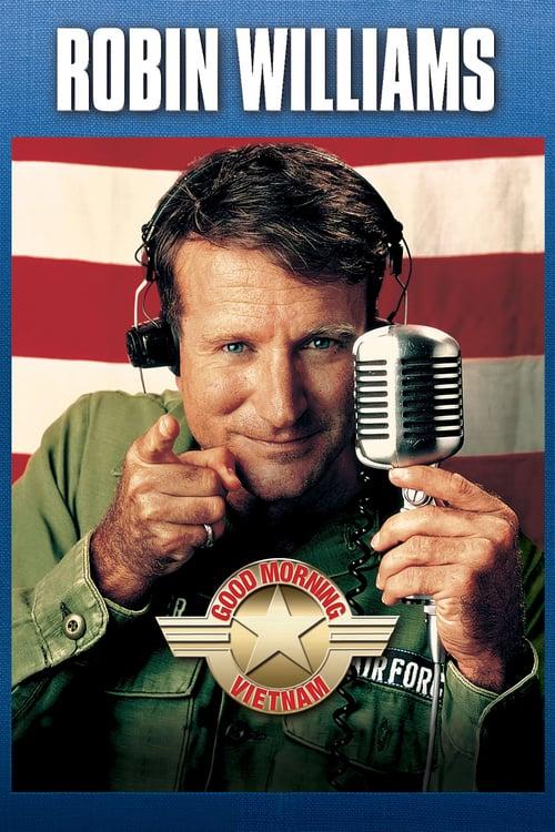 ดูหนังออนไลน์ฟรี Good Morning Vietnam (1987) ดีเจเสียงใส ขวัญใจทหารหาญ