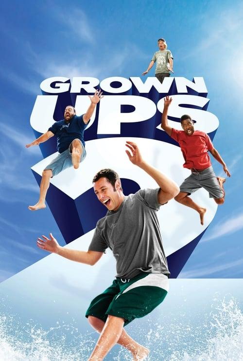 ดูหนังออนไลน์ฟรี Grown Ups 2 (2013) ขาใหญ่ วัยกลับ 2