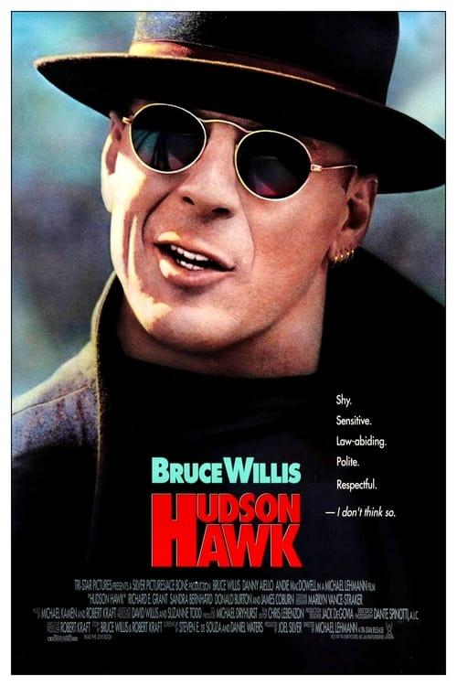ดูหนังออนไลน์ฟรี HUDSON HAWK (1991) เหยี่ยวแซงค์มือเทวดา