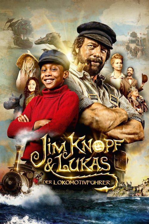 ดูหนังออนไลน์ฟรี Jim Button and Luke the Engine Driver (2018) จิม กระดุม กับลูคัส คนขับหัวรถจักร
