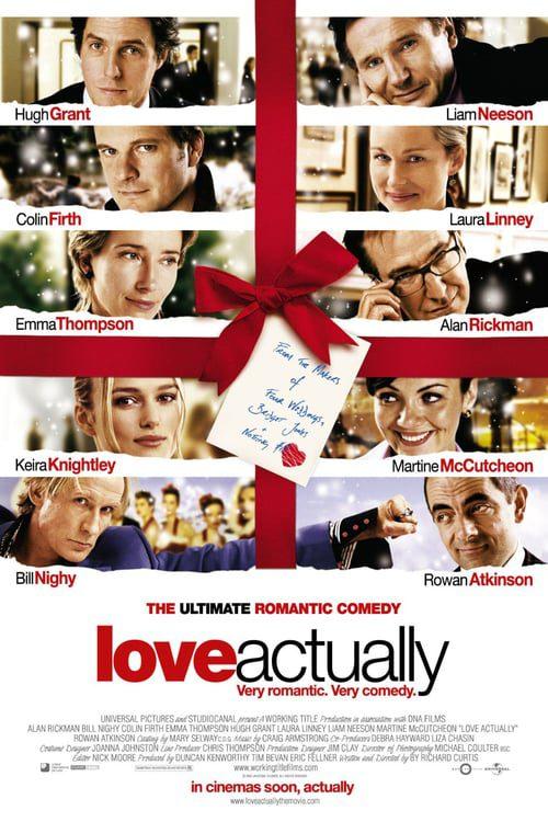 ดูหนังออนไลน์ฟรี Love Actually (2003) ทุกหัวใจมีรัก