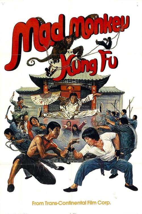 ดูหนังออนไลน์ฟรี Mad Monkey Kung Fu (1979) ถล่มเจ้าสำนักโคมเขียว