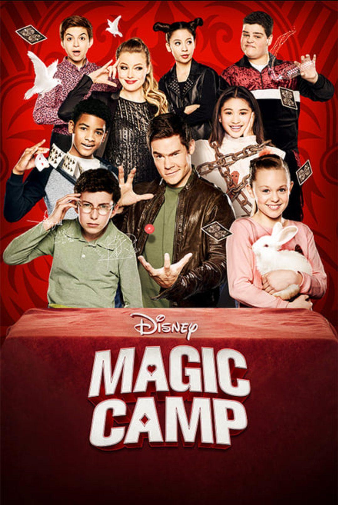 ดูหนังออนไลน์ฟรี Magic Camp (2020) เมจิก แคมป์