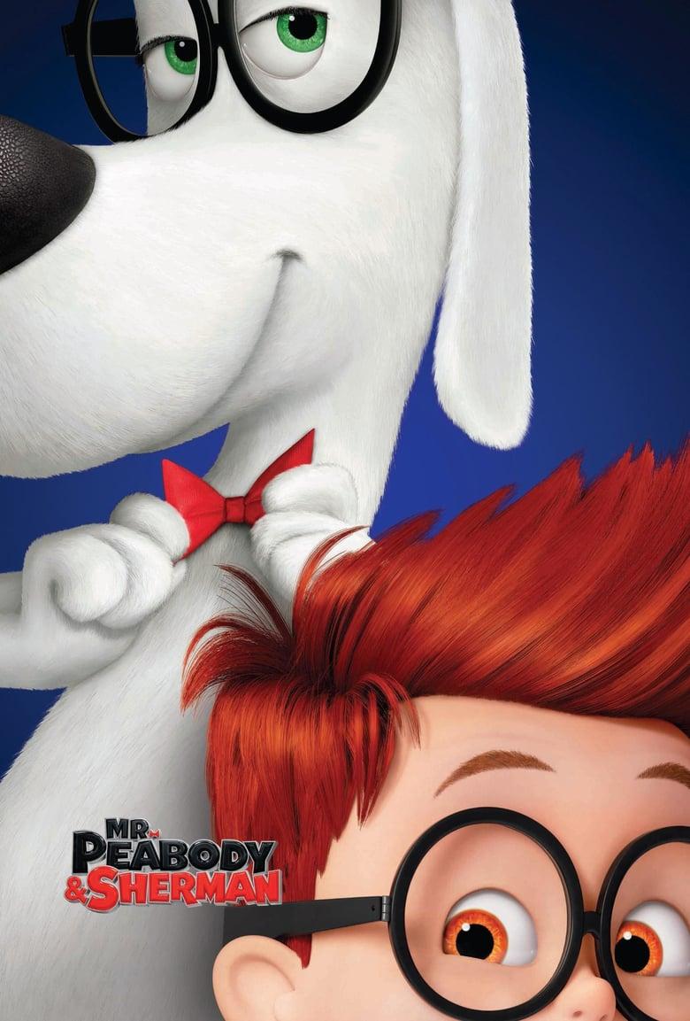 ดูหนังออนไลน์ฟรี Mr. Peabody & Sherman (2014) มีสเตอร์ พีบอดี้ แอนด์ เชอร์แมน
