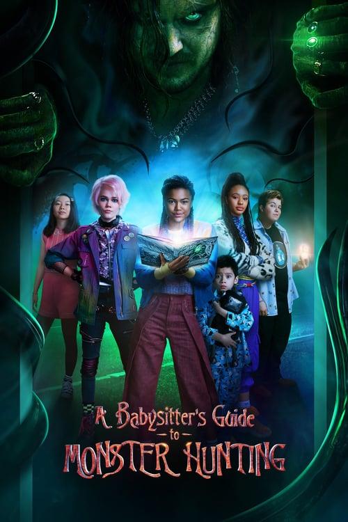 ดูหนังออนไลน์ฟรี [NETFLIX] A Babysitters Guide to Monster Hunting (2020) คู่มือล่าปีศาจฉบับพี่เลี้ยง