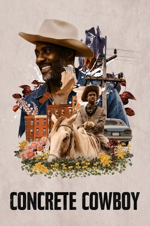 ดูหนังออนไลน์ [NETFLIX] Concrete Cowboy (2021) คอนกรีต คาวบอย