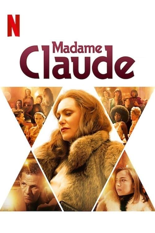 ดูหนังออนไลน์ [NETFLIX] Madame Claude (2021) มาดามคล้อด